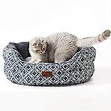 Bedsure Katzenbett waschbar für große Katzen - Katzen Bett...