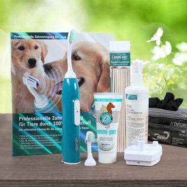 Emmi Pet Ultraschallbürste für Hunde