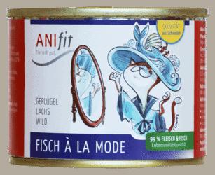Anifit Dose Fisch á la Mode