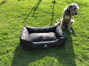 Outdoor Hundebett von Knuffelwuff