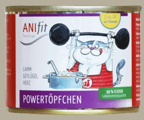 Anifit Dose Powertöpfchen