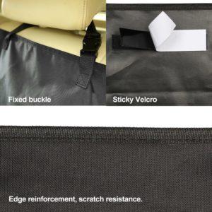 Robuster Kofferraumschutz