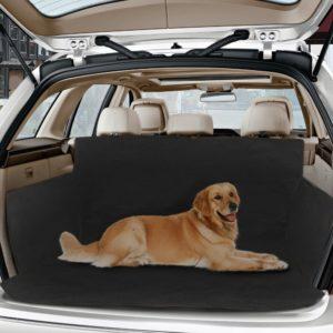 Kofferraumschutz für Hunde