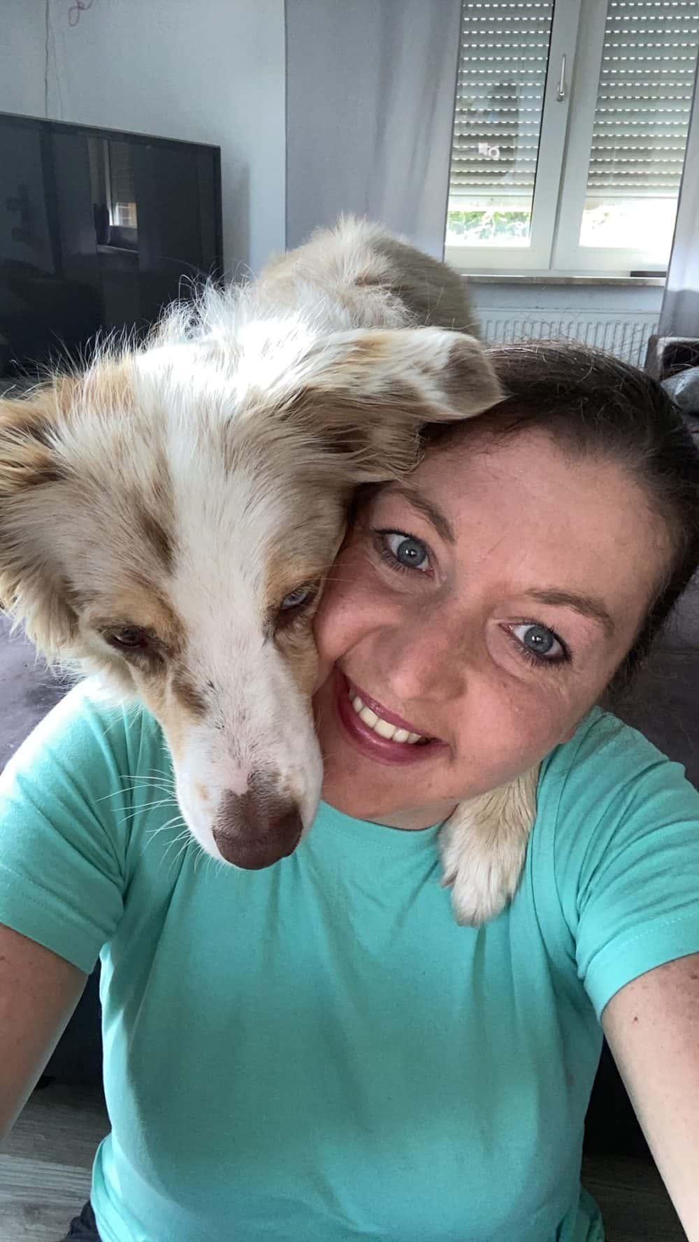 Selfie-Trick für Hunde